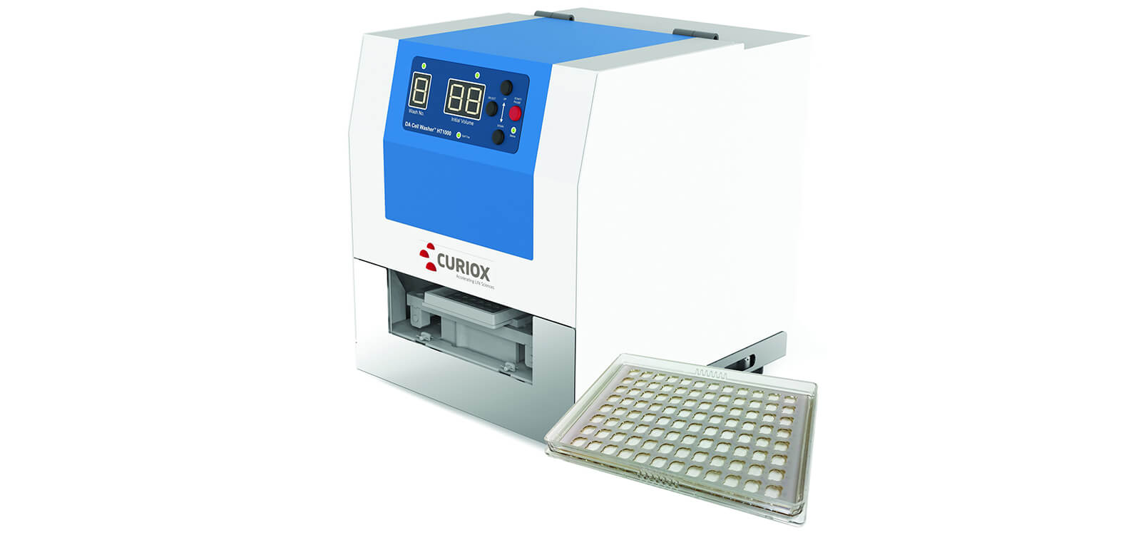 Curiox Laminar Wash Systems for Flow Cytometry