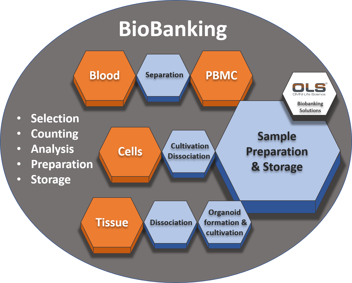 BioBanking Solutions Overview by OLS